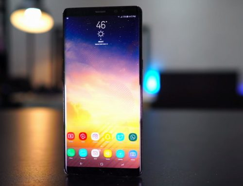 Galaxy Note 8 aura droit à une version finale d'Android Pie