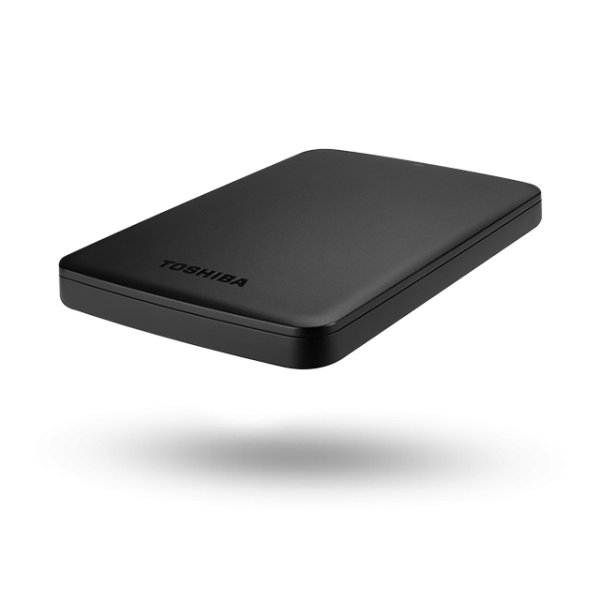Toshiba Canvio Basics - HDD externe - Rue Montgallet