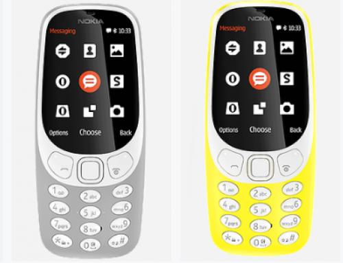 Crash test sur le nouveau Nokia 3310