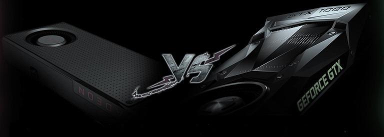 AMD - NVIDIA carte graphique - Rue Mont-gallet