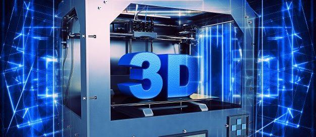 L'impression 3D - Rue Mont-Gallet