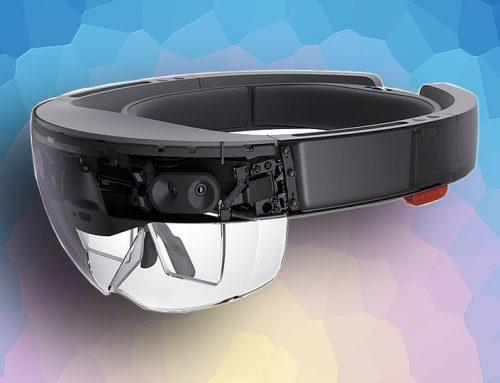 Microsoft et la réalité augmentée: Hololens