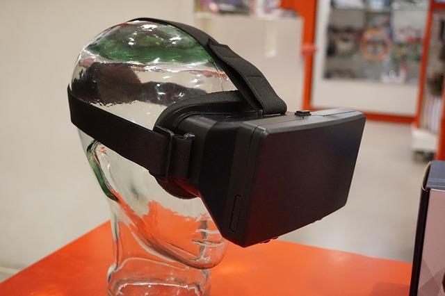 La réalité virtuelle - Casque VR - Rue-MontGallet