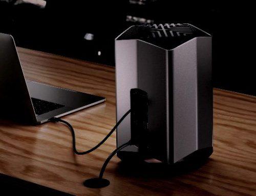 Apple et Blackmagic Design s'allient pour la création de Blackmagic eGPU d'apple, un GPU externe ultra performant
