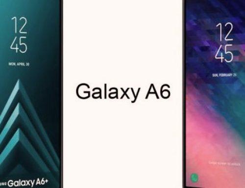 [TEST]  Concluant pour le Samsung Galaxy A6