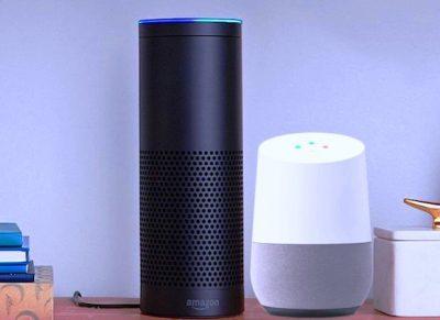 Amazon Echo vs Google Home Rue Montgallet