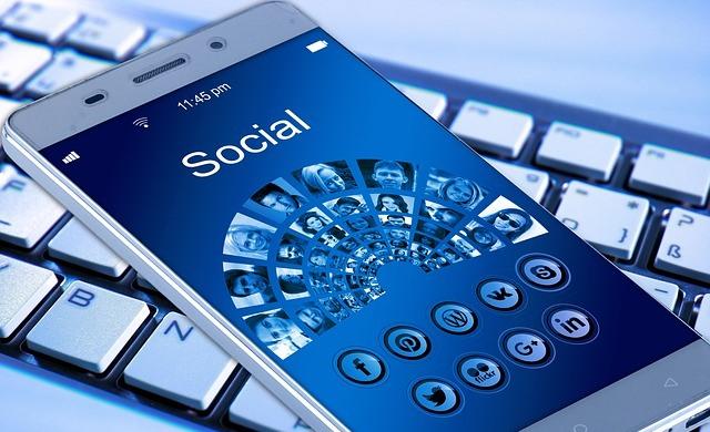 les réseaux sociaux - Rue Montgallet