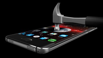 smartphone incassable - Rue Montgallet