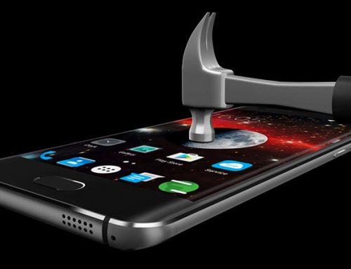 Samsung dévoile son écran de Smartphone incassable
