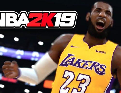[TEST]  NBA 2K19, des graphismes à la hauteur des attentes