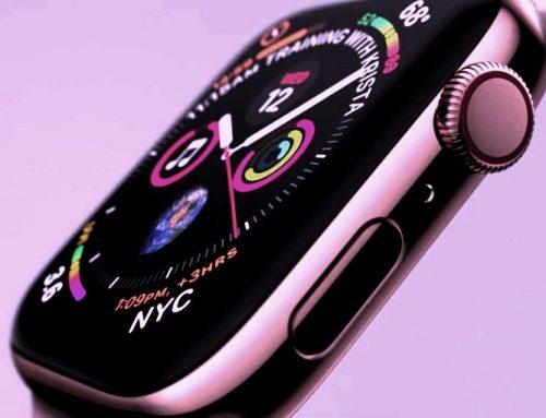 Apple Watch Series 4 : la montre connectée qui assure votre santé