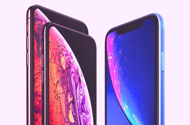 iPhone Xs Xs Max Xr -Rue Montgallet
