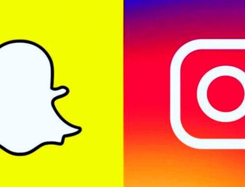 Snapchat se fait détrôner par Instagram