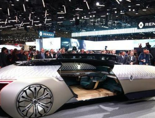 Paris Motor Show 2018 : Le rapprochement entre l'automobile et le high-tech