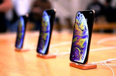 iPhone Xs - Rue Montgallet