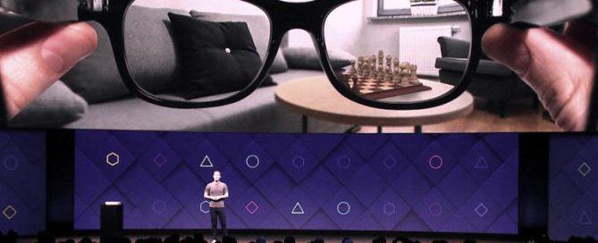 Facebook et la réalité augmentée