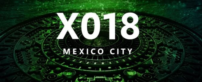 Xbox X018 Mexico - Rue Montgallet