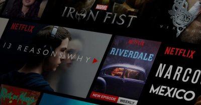 Netflix - Rue Montgallet