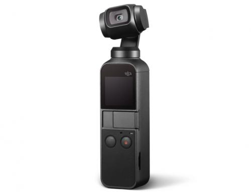 [TEST] DJI Osmo Pocket,une des meilleures caméras stabilisées