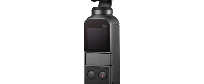 DJI Osmo Pocket - Caméra de poche - Rue Montgallet