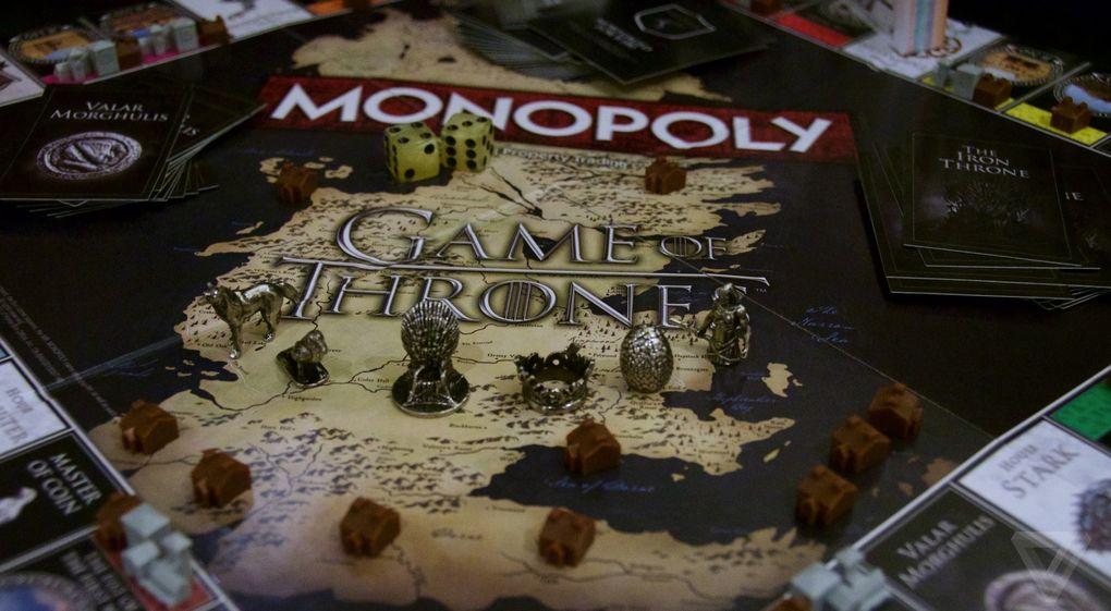 GoT Monopoly - Rue Montgallet