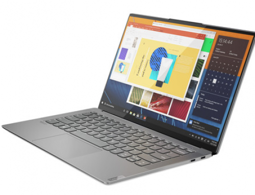 [TEST] Le Lenovo Yoga S940 : le laptop de 2019