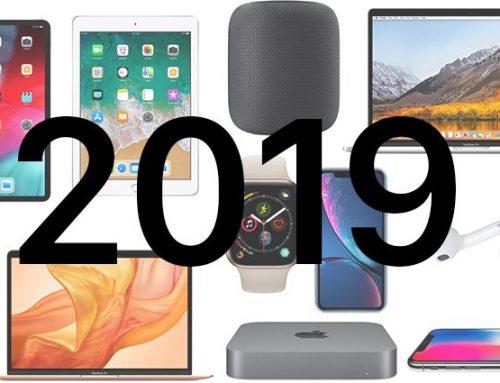 Le point sur les grands projets d'Apple pour cette année