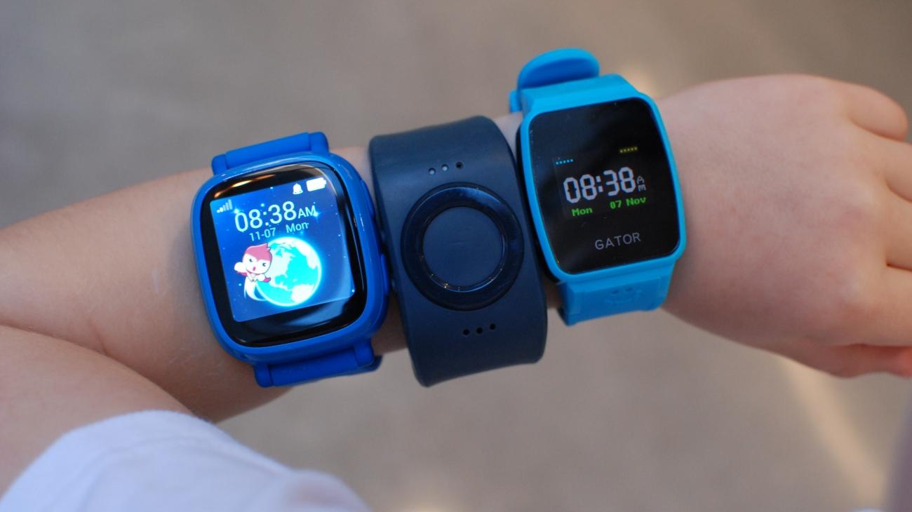 Failles montres connectée pour enfant - Rue Montgallet