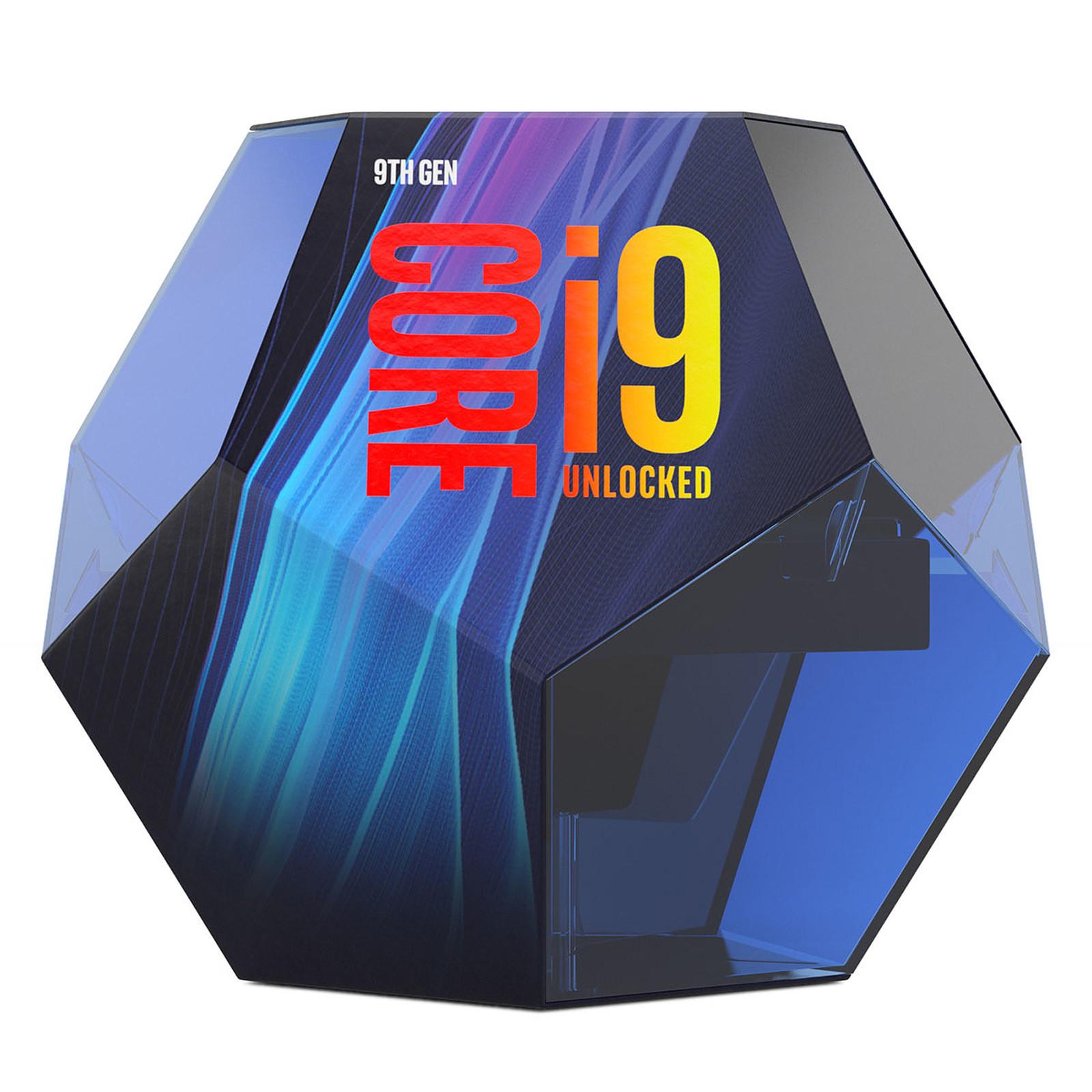 Intel Core i9-9900K - Rue Montgallet