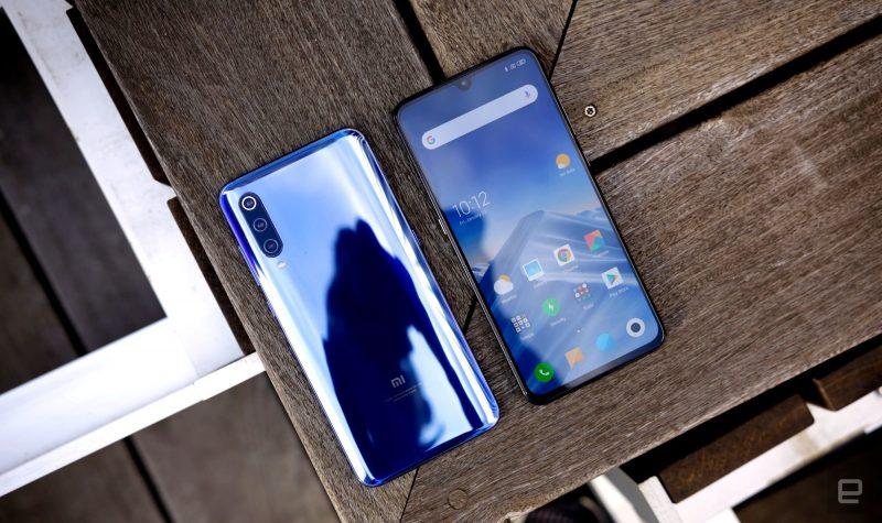 Xiaomi Mi 9 - Rue Montgallet