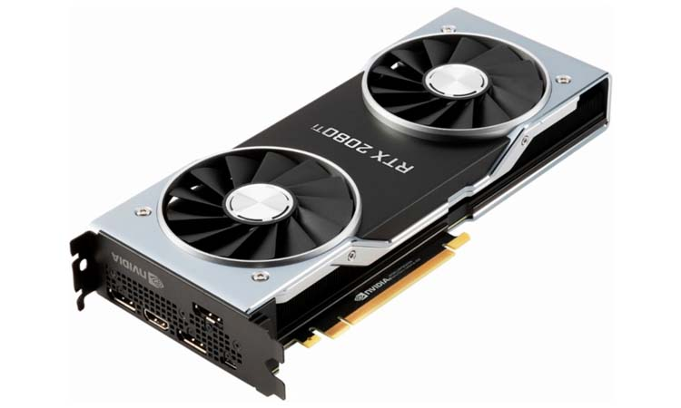 Nvidia GeForce RTX 2080 Ti - Rue Montgallet