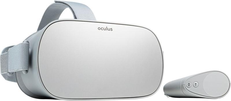 Oculus Go - Casque de réalité virtuelle - Rue Montgallet