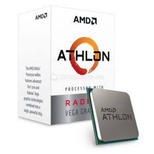 AMD Athlon 200GE - Rue Montgallet