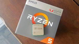 AMD Ryzen 5 2400 G - Rue Montgallet