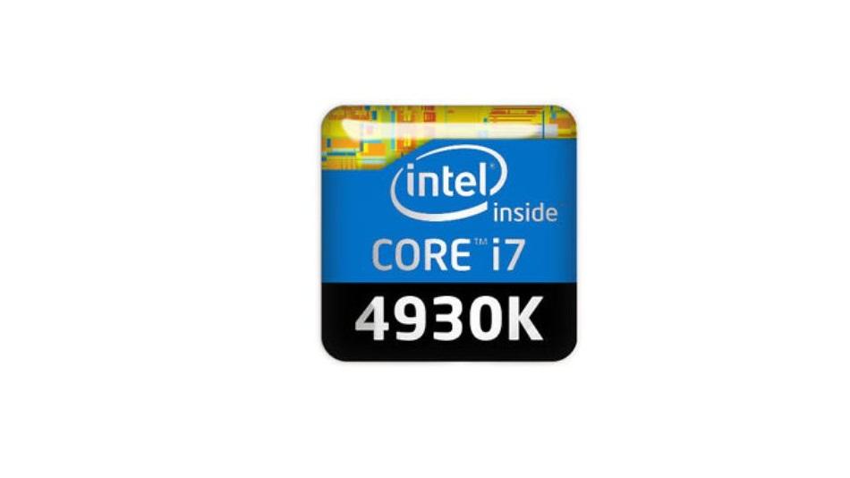 Intel Core i7 4930K - Rue-Montgallet