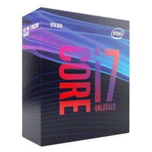 Intel Core i7 9700 K - Rue Montgallet