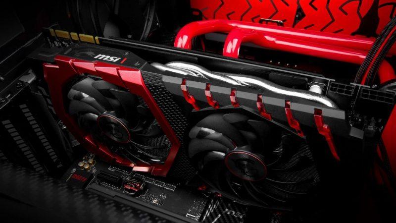 MSI GeForce GTX 1070 Ti GAMING 8G - Rue Montgallet