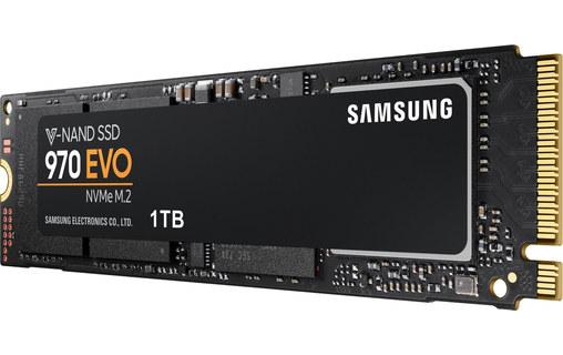 Samsung SSD 970 Evo 1 To - Rue Montgallet