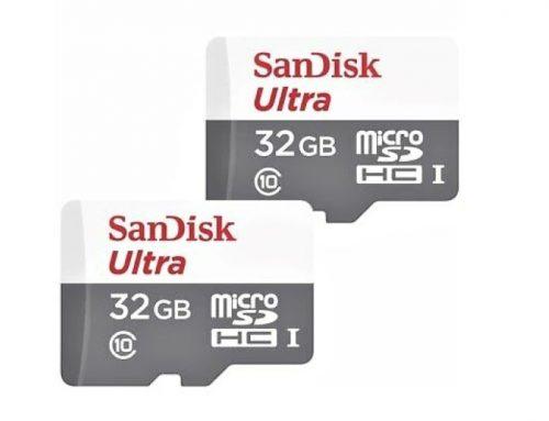 Les performances du SanDisk Ultra Android microSDHC32 Go