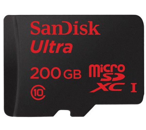SanDisk Ultra Android microSDXC - Rue Montgallet