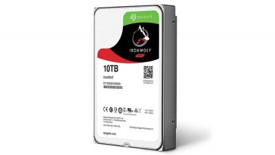 Seagate IronWolf 10 To - Rue Montgallet