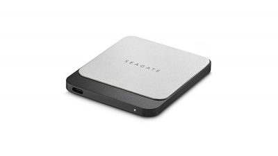 Seagate STCM1000400 Disque Flash SSD Externe Fast 1 To - Rue Montgallet