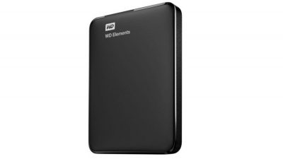 WD 2To Elements Portable USB 3.0 - Rue Montgallet