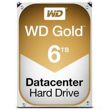 WD Gold 6 To - disque dur interne - Rue Montgallet