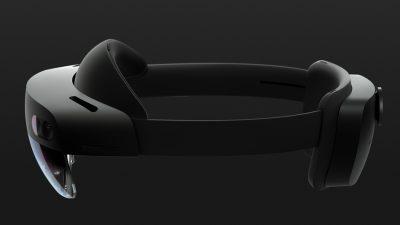 Hololens 2 de Microsoft - Rue Montgallet