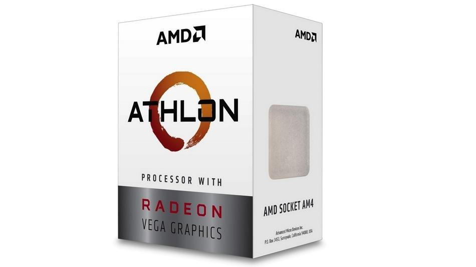 AMD Athlon 200 GE rue montgallet
