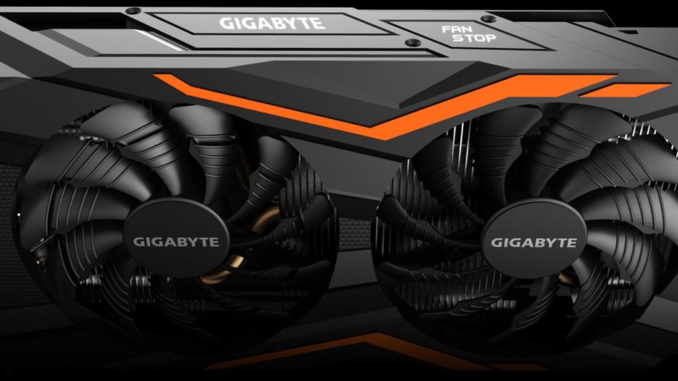 Gigabyte GeForce GTX 1050 Ti rue montgallet