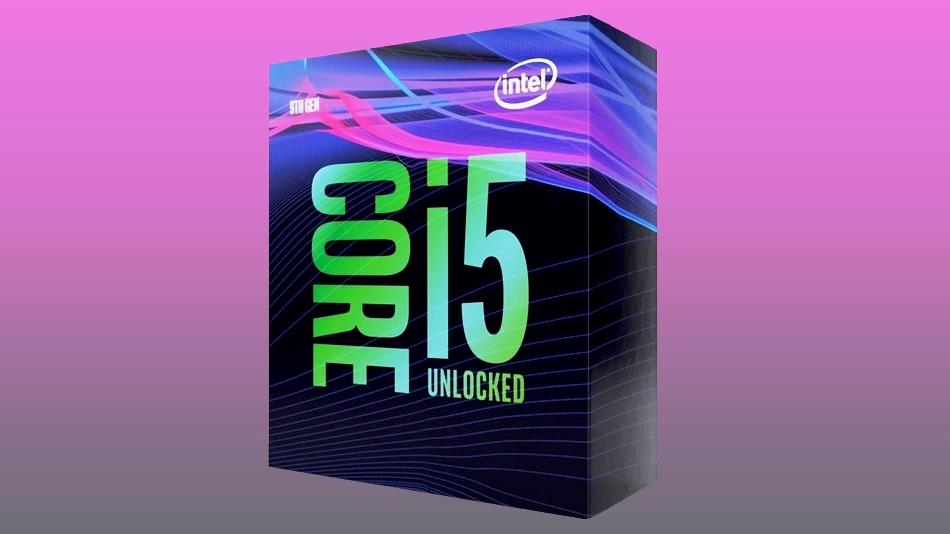 Intel Core i5-9600K (3.7 GHz 4.6 GHz) rue montgallet