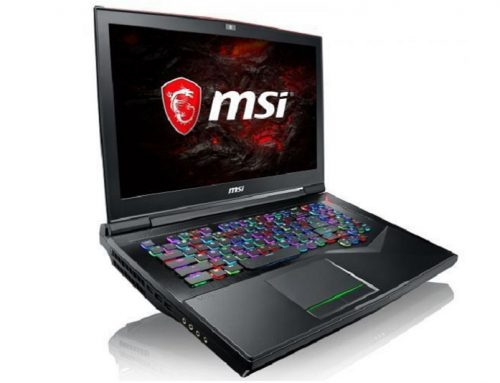 MSI GT75VR 7RF-062FR : le puissant notebook gaming