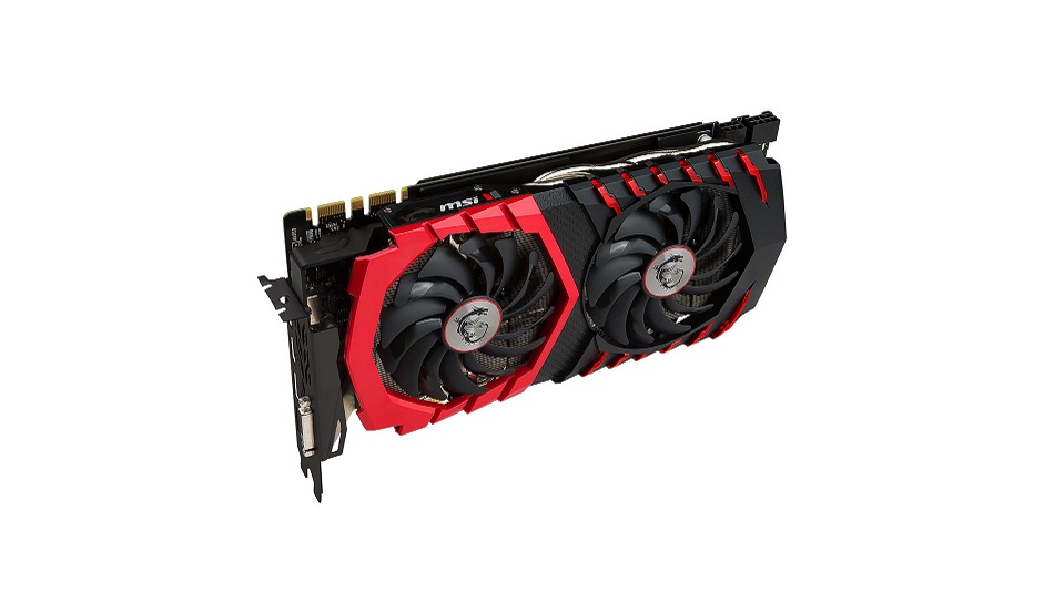 MSI GeForce GTX 1070 GAMING X 8G - Rue Montgallet